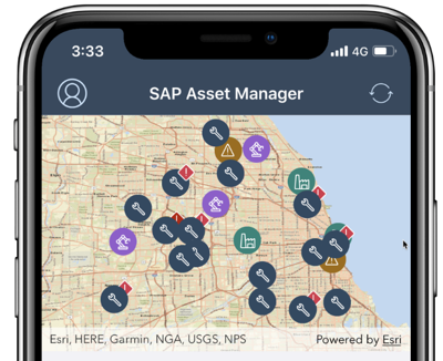 SAP Asset Manager Mobile